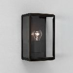 Astro Lighting Homefield 0483 Exterior Black Finish Wall Light