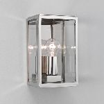 Astro Lighting Homefield 0563 Polished Nickel Outdoor Wall Light