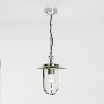 Astro Lighting Montparnasse 0671 Polished Nickel Pendant Light