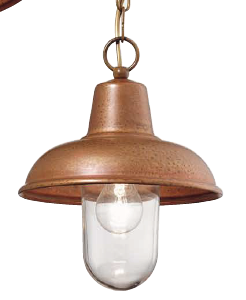 Copper & Brass Outdoor Lighting