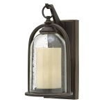 Elstead Hinkley Quincy HK/QUINCY/S Small Wall Lantern