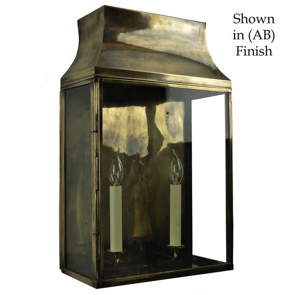 Limehouse (462A) Strathmore Wall Lantern (Large)