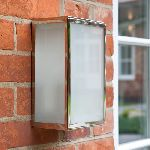 Astro Lighting Homefield 7083 Frosted Glass Outdoor Wall Light