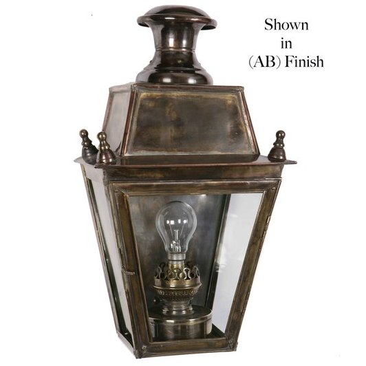 Limehouse (425F) Balmoral Flush Wall Light (Small)