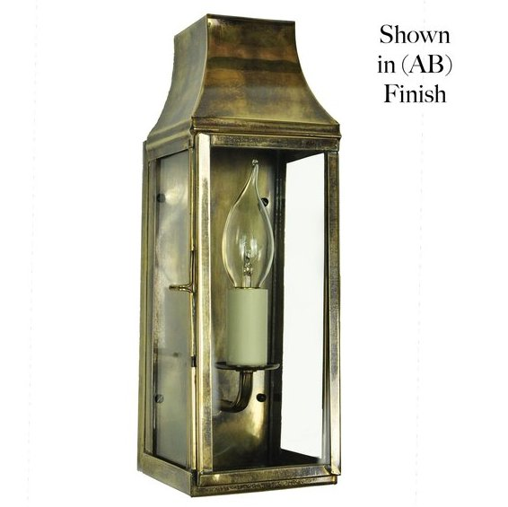 Limehouse (462S) Strathmore Slim Wall Lantern (Small)