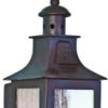 Elstead STOW Exterior Wall Lantern in Old Bronze