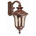 Elstead Chicago CC2/M Medium Drop Down Exterior Wall Lantern