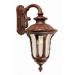 Elstead Chicago CC2/S Small Drop Down Wall Lantern